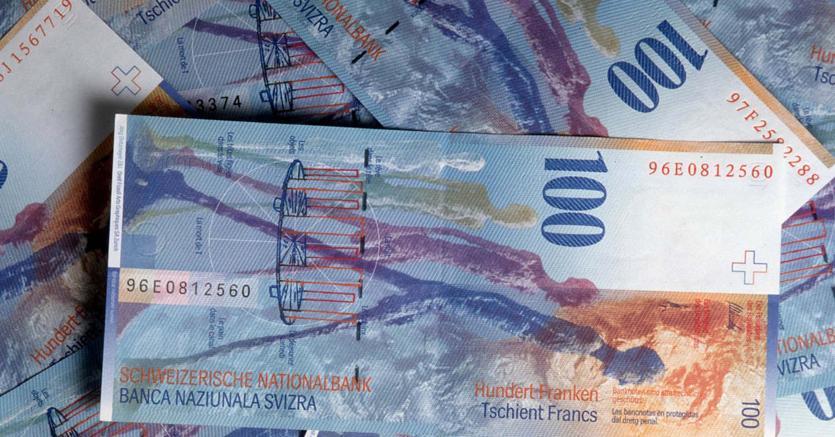 Quanto vale un franco svizzero biponline biponline for Quanto costa mantenere un cavallo